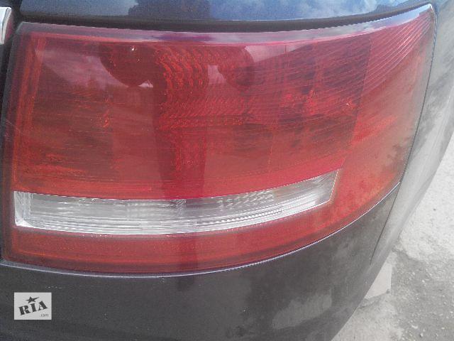 купить бу Б/у фонарь стоп для седана Audi A6 2006 в Львове