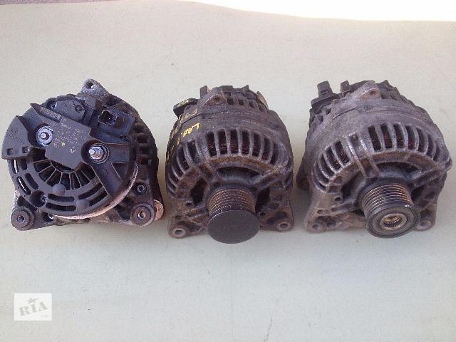 бу Б/у генератор/щетки для легкового авто Nissan Primastar 1.9-2.5 (150A)  в Луцке