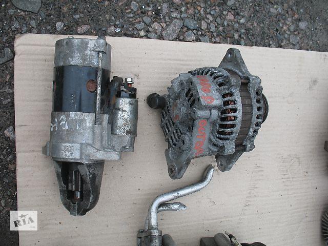 купить бу Б/у генератор/щетки для легкового авто Subaru Legacy 2000 в Луцке