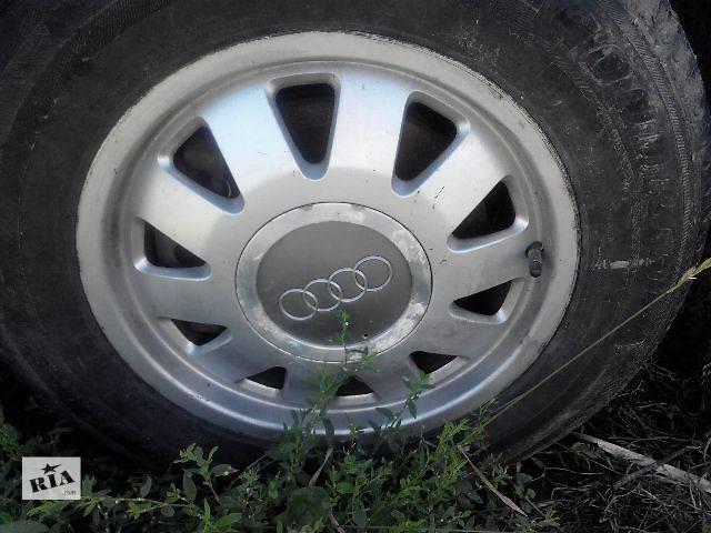 бу б/у Колеса и шины Диск 15 Легковой Audi A6 в Львове