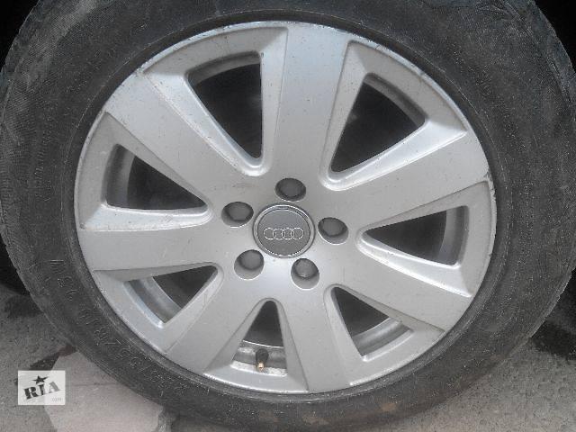 б/у Колеса и шины Диск 16 Легковой Audi- объявление о продаже  в Львове