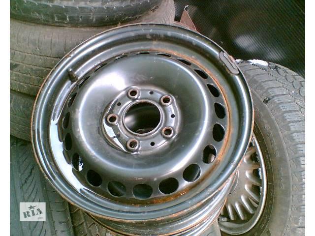 бу б/у Колеса и шины Диск 2 15 6.5 Диск металический Легковой BMW 324 в Ужгороде