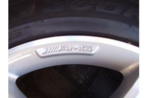б/у Диски Mercedes ML 350
