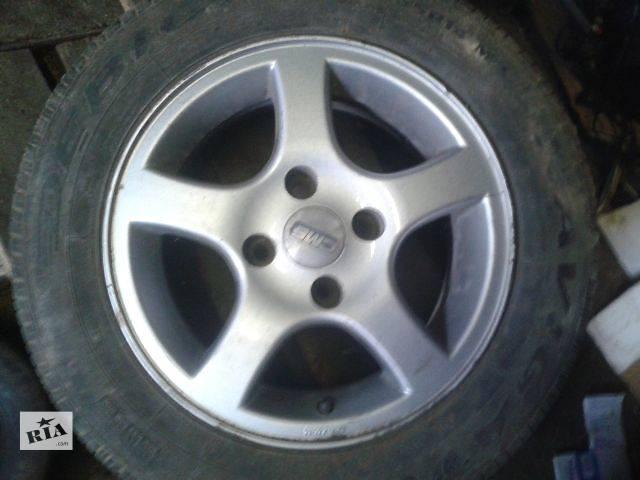 продам Б/у Колеса и шины Диск Диск литой CMS 14 4x108 Легковой Peugeot бу в Владимир-Волынском