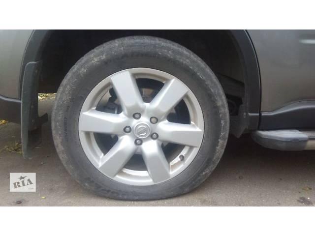б/у Колеса и шины Диск Легковой Nissan X-Trail- объявление о продаже  в Луцке