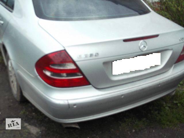 продам Б/у Колеса и шины Легковой Mercedes E-Class 2005 бу в Львове