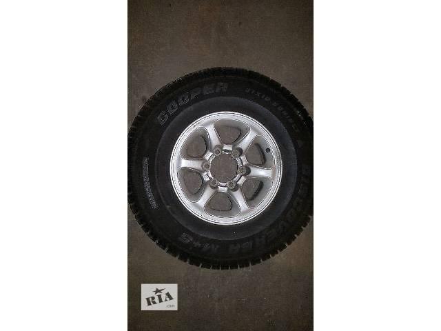 продам б/у Колеса и шины Шины Зимние Легковой Nissan Terrano II бу в Днепре (Днепропетровск)