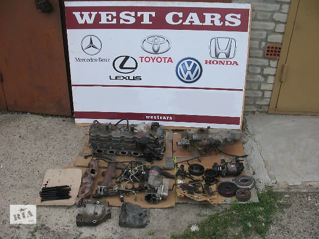 продам Б/у коллектор выпускной для легкового авто SsangYong Rexton II бу в Луцке