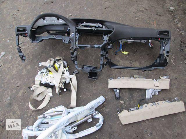 купить бу б/у Компоненты кузова Безпека торпеда аербек римні Легковой Lexus RX 2010 в Ковеле