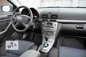 б/у Ковры салона Toyota Avensis