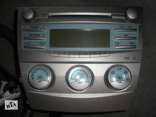 б/у Кондиционер, обогреватель, вентиляция Блок управления печкой/климатконтролем Легковой Toyota Cam- объявление о продаже  в Луцке