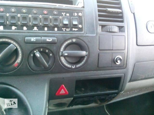 б/у Кондиционер, обогреватель, вентиляция Комплект кондиционера Легковой Volkswagen T5 (Transporter) 2008- объявление о продаже  в Ковеле
