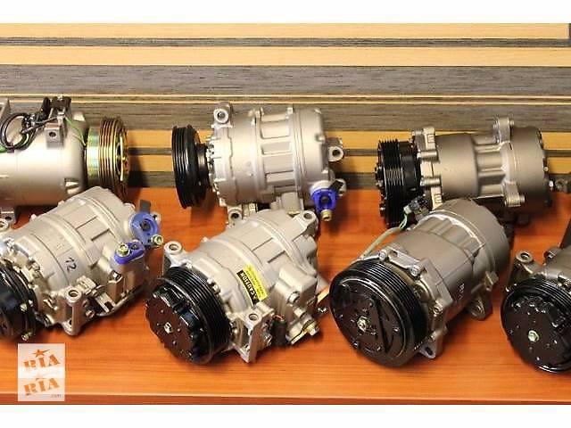 б/у Кондиционер, обогреватель, вентиляция Компрессор кондиционера Легковой Mazda RX-8- объявление о продаже  в Львове