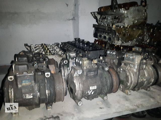 Б/у Кондиционер, обогреватель, вентиляция Компрессор кондиционера Легковой Mercedes ML-Class 2005- объявление о продаже  в Львове