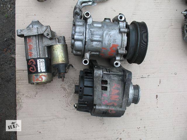 бу б/у Кондиционер, обогреватель, вентиляция Компрессор кондиционера Легковой Renault Kangoo 2004 в Луцке