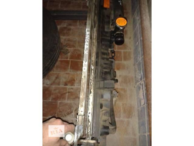б/у Кондиционер, обогреватель, вентиляция Радиатор кондиционера Легковой Mitsubishi Lancer X 2007- объявление о продаже  в Киеве