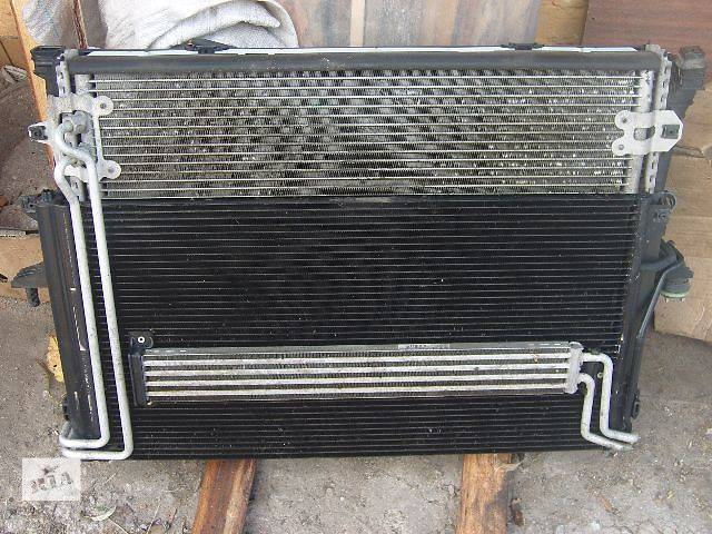 бу б/у Кондиционер, обогреватель, вентиляция Радиатор кондиционера Легковой Porsche Cayenne Turbo S в Сумах