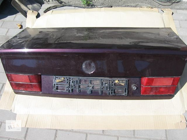 Б/у крышка багажника для легкового авто BMW 5 Series (все) 1991- объявление о продаже  в Тернополе