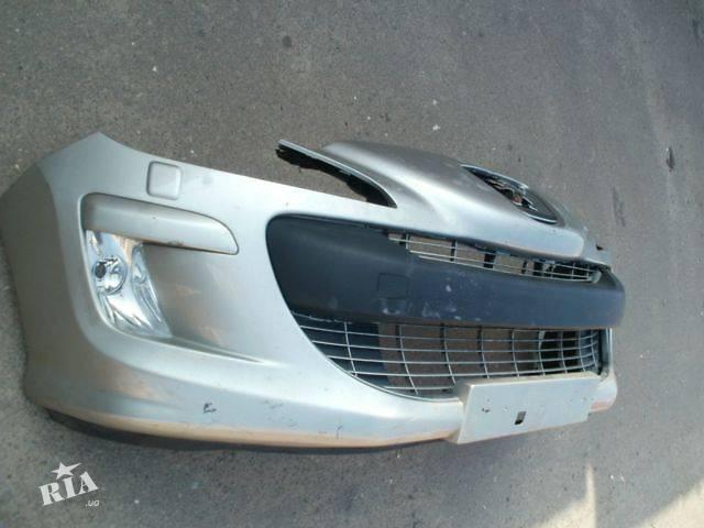 бу б/у Детали кузова Бампер передний Бампер передний Легковой Peugeot 308 Хэтчбек в Львове