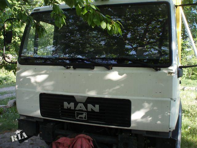 продам б/у Кузов Решётка радиатора Грузовики MAN 8.163 бу в Умани