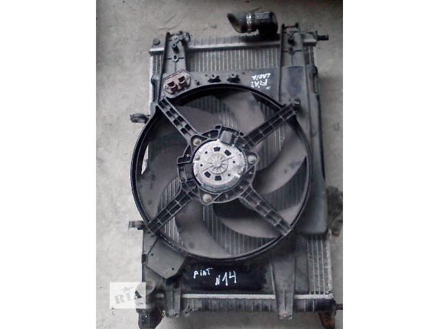 купить бу Б/у радіатор для легкового авто Fiat Ducato 2000 в Ивано-Франковске