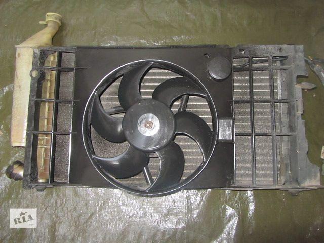 Б/у радиатор для легкового авто Citroen Berlingo- объявление о продаже  в Одессе