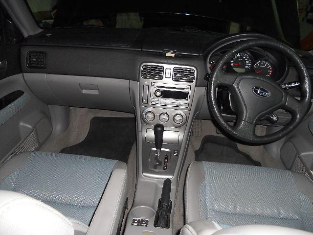 Б/у салон для легкового авто Subaru Forester 2005- объявление о продаже  в Львове