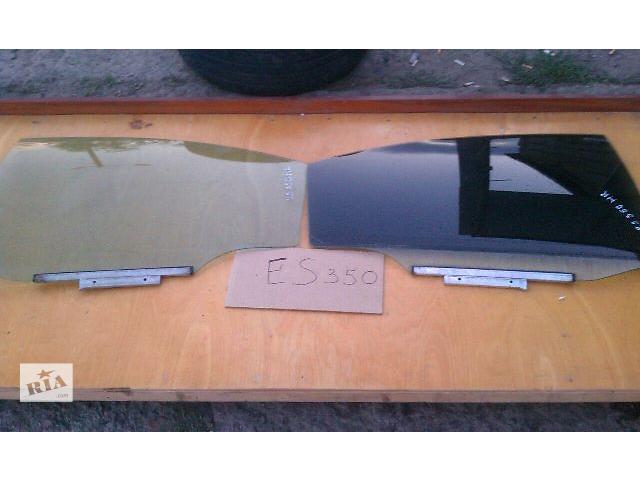 бу Б/у стекло двери для седана Lexus ES 2007 в Николаеве