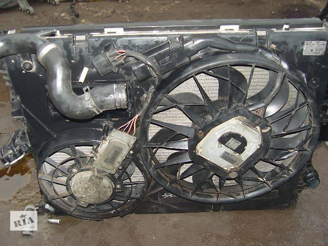б/у Система охлаждения Моторчик вентилятора радиатора Легковой Volkswagen Touareg- объявление о продаже  в Виннице