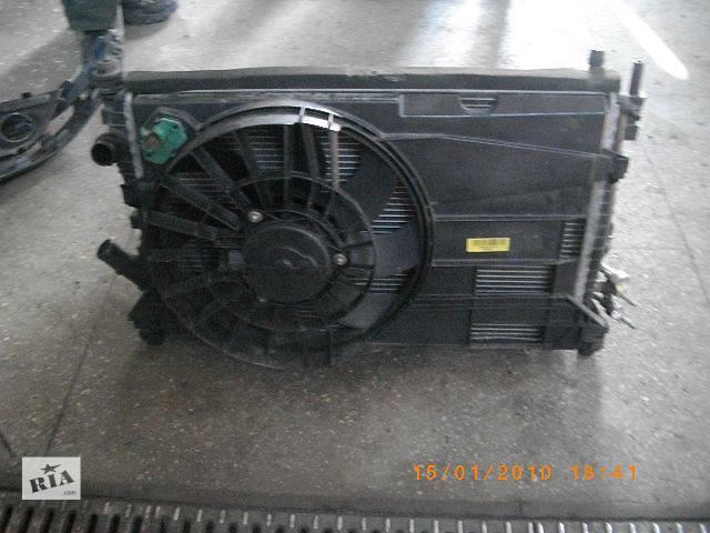 продам б/у Система охлаждения Радиатор Легковой Ford Fusion 2008 бу в Львове