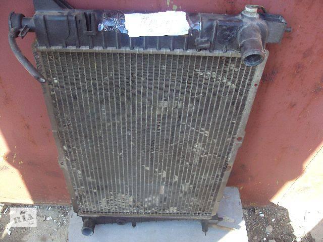 бу б/у Система охлаждения Радиатор Легковой Hyundai Accent Седан 1998 в Львове