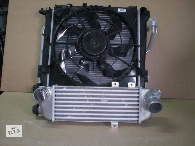 б/у Система охлаждения Радиатор Легковой Kia Ceed- объявление о продаже  в Чернігові