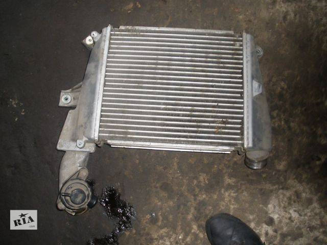 купить бу б/у Система охлаждения Радиатор интеркуллера Легковой Mazda CX-7 2008 в Луцке