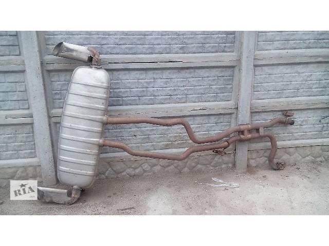 б/у Система впуска и выпуска Глушитель Легковой Porsche Cayenne 2004- объявление о продаже  в Харькове