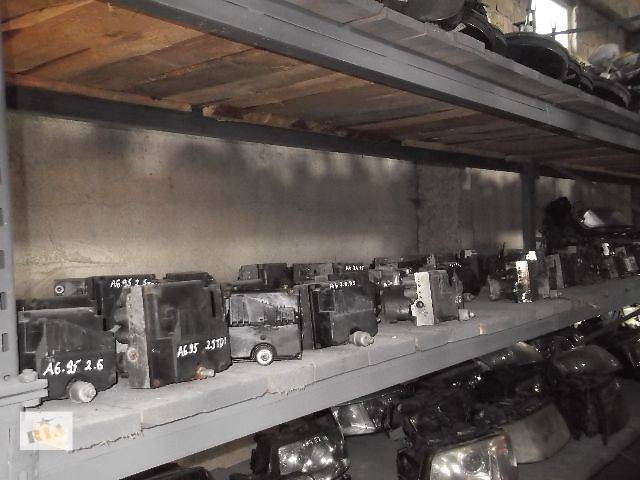 продам Б/у Тормозная система АБС и датчики Легковой Audi бу в Львове