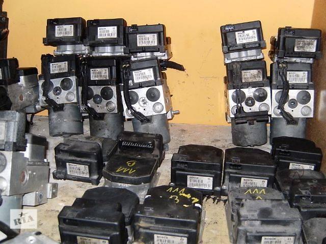 продам б/у Тормозная система АБС и датчики Легковой Skoda SuperB бу в Львове