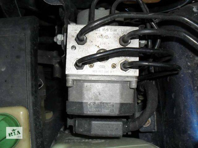 бу б/у Тормозная система АБС и датчики Легковой Skoda SuperB Седан 2005 в Пустомытах (Львовской обл.)