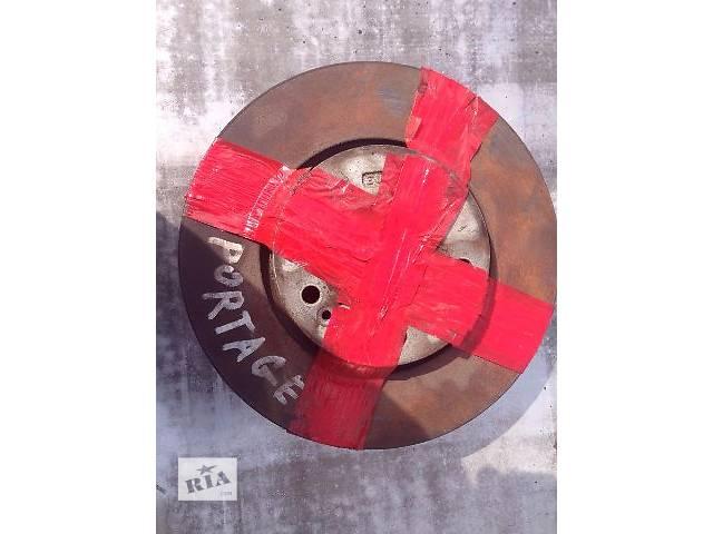 б/у Тормозная система Тормозной диск Легковой Kia Sportage- объявление о продаже  в Харькове
