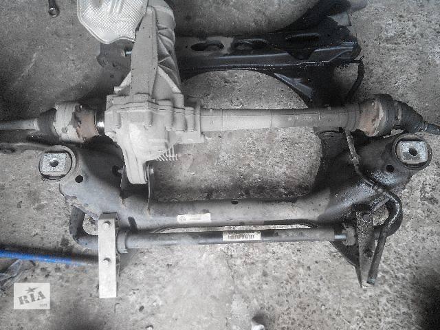 бу б/у Задний/передний мост/балка, подвеска, амортиз 7l0411025  Стабилизатор передний Touareg Q7 Cayenne  Легковой Audi 200 в Львове