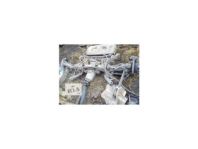 продам б/у Задний/передний мост/балка, подвеска, амортиз Балка задней подвески Легковой Chevrolet Captiva 2007 бу в Киеве