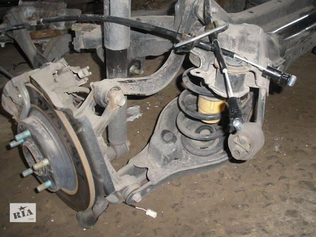 купить бу б/у Задний/передний мост/балка, подвеска, амортиз Цапфа Легковой Mazda 6 Седан 2009 в Луцке