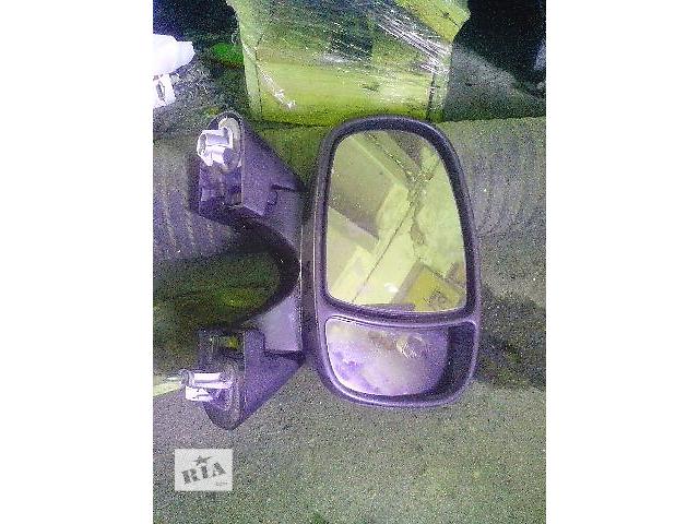 бу Б/у дзеркало праве механічне для легкового авто Renault Trafic в Ковеле