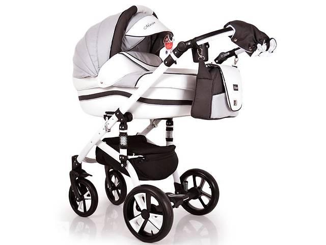 """Детская коляска 2в1 """"MACAN"""" White-Grey- объявление о продаже  в Одессе"""