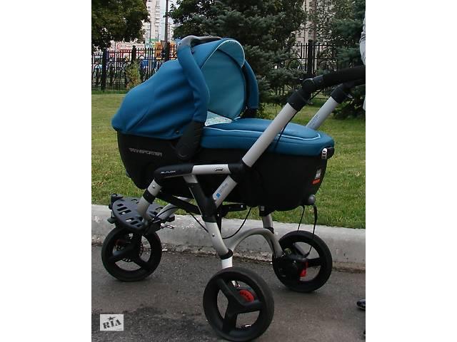 бу Детская коляска Jane (Испания) 2 в 1  (прогулочная коляска + люлька) в Киеве