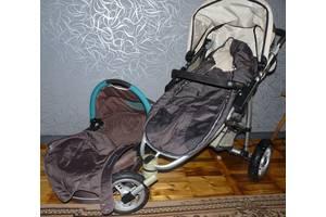 б/у Детские коляски трансформеры Quinny