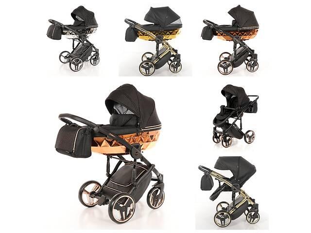 продам Детская универсальная коляска 2 в 1 Tako Junama Diamond Mirror Blysk бу в Одессе