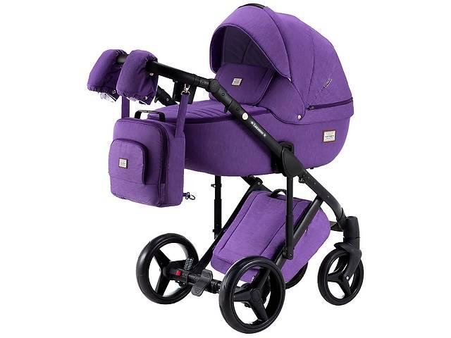 продам Коляска 2 в 1 Adamex Luciano Q12 фиолетовый бу в Одессе