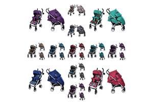 Новые Детские коляски Carrello