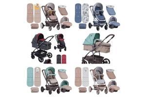 Новые Детские коляски трансформеры Bertoni