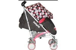 б/у Детские коляски трость Baby Tilly